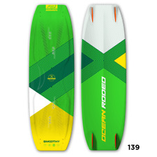 "NEW Ocean Rodeo Smoothy ""Lite"" 139 X 42cm - w/fins, handle, & hardware"
