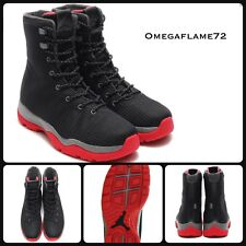 Nike Air Jordan Future Boot Waterproof 854554-001 Sz UK 7.5, EU 42, US 8.5 Black