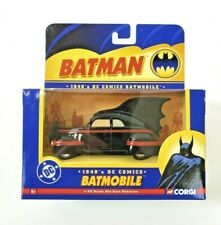 CORGI Batman DC Comics 1940s BATMOBILE BMBV1 1:43 Scale Die Cast Vehicle 2005