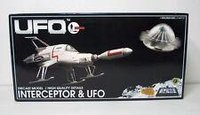 Gerry Anderson UFO INTERCEPTER & UFO Diecast Model Set Aoshima