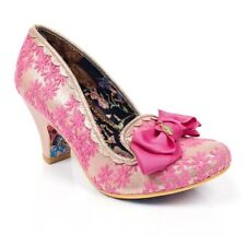 Irregular Choice Women's Kanjanka Pink