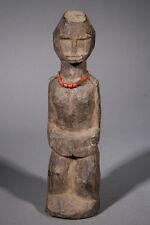 art africain Statue Baoulé primitive