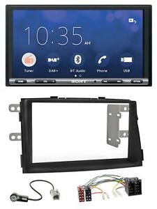 Sony USB MP3 DAB 2DIN Bluetooth Autoradio für Kia Sorento II XM 2009-2012