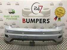 FORD FOCUS ST 2008 - 2012 GENUINE MK2 REAR BUMPER P/N: 8M5117906A