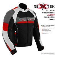 New Motorcycle Motorbike Jacket Men Waterproof Racing Bike Jackets Protectors
