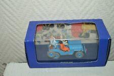 By Car Tintin Goal Lune La Jeep Civil Metal New Herge 2001 Car/Auto