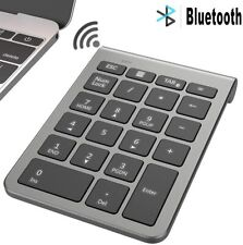 MoKo Bluetooth Number Pad Wireless Numeric Keypad Keyboard for Laptop, Notebook