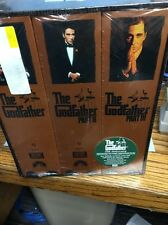 The Godfather Collection Vhs V 375+