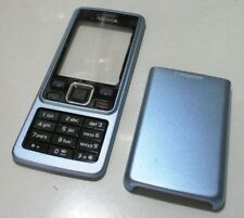 Replacement Front & Back Casing Shell With Keypad For Nokia 6300