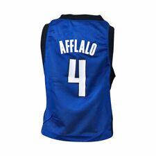 7ff1a76a5 Aaron Afflalo Orlando Magic NBA adidas Toddler Blue Official Road Replica  Jersey
