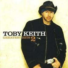 Toby Keith : Greatest Hits 2 [us Import] CD (2004) ***NEW***
