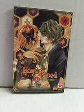 Fumetto Panini Manga Shojo HONEY BLOOD N. 1 Luglio 2011