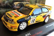 1/43 SEAT CORDOBA WRC GARDEMEISTER NEW ZEALAND RALLY 1999 IXO ALTAYA DIE CAST