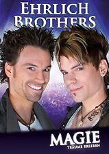 EHRLICH BROTHERS - MAGIE-TRÄUME ERLEBEN  DVD NEU