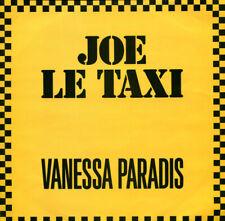 "12""  MAXI 45T vinyl Vanessa PARADISJoe le taxi UK12""Polydor1988UK"