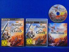 ps3 BATTLE VS CHESS REGION FREE PAL EXCLUSIVE + Slipcase