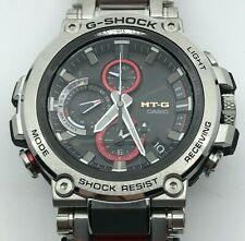 Men's Casio G-Shock MT-G Stainless Steel Watch MTGB1000D-1A