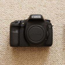 Canon EOS 7D 18.0MP Digital SLR Camera - Black (Body only) *MINT CONDITION*