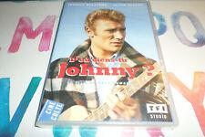 DVD - D'où Viens - tu Johnny / JOHNNY HALLYDAY  / DVD NEUF