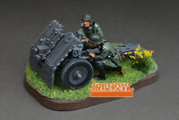1/72 Resin German WWII Infantry Artillery Team Kit FINISHED PRODUCT JD009
