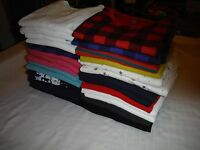 Long Sleeve Women's Thermal T-Shirts Old Navy All Reg,Sizes Many Color NWT