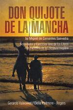 Don Quijote de la Mancha : Actividades y Ejercicios uno de Los Libros Más...
