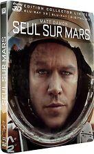 The Martian 3D blu ray Steelbook - 2 disc set ( NEW )  PLEASE READ