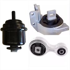 3 PCS MOTOR &TRANS. Mount For 2006-2009 Ford Fusion  / 3.0L V6 A /T MOUNT