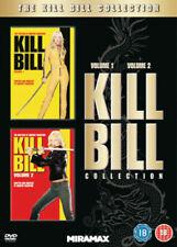 Kill Bill: Volumes 1 and 2 [New & Sealed] DVD