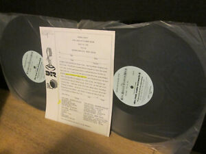 rare MODERN ENGLISH+WIRE TRAIN King Biscuit Flower Hour PROMO LIVE RADIO SHOW LP
