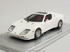 Puma GTV 033.S Alfa Romeo engine 1985 Whte 1:43 KESS KE43016001