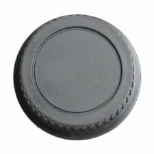 hot!! Rear Lens Cap Dust Cover for Canon Rebel EOS EFS EF EF-S EF DSLR SLR Black