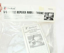 RC - Balsa - Top Flite - Accessory - 1/8 Radial Engine Kit - TOPQ 7902 - P-47D