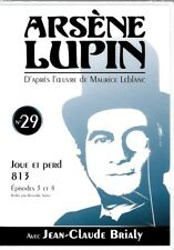 ARSENE LUPIN N°29 : JEAN CLAUDE BRIALY