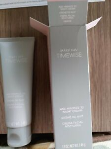 MARY KAY TIMEWISE AGE MINIMIZE 3D~NIGHT CREAM~Normal to Dry skin