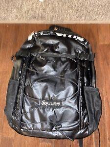 Supreme FW17 Backpack