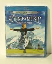The Sound of Music (Blu-ray/DVD, 2010, 3-Disc Set, Canadian 45th Anniversary NEW