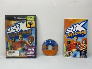 SSX Tricky (Nintendo GameCube, 2001) EA Sports Racing Snowboard Manual Complete