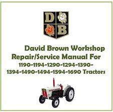 Cd massey ferguson tractor manuals publications ebay david brown workshop manual 1190 1194 1290 1294 1390 1394 fandeluxe Gallery