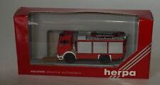 Herpa 806029 Mercedes Fire Rescue Véhicule LHD 1/87 Échelle Ho Échelle PLASTIQUE