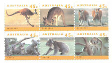 Australia Animal Kingdom Postal Stamps