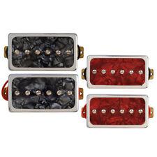Single Coil Pickups Bridge and Neck Set for Les Paul LP Electric Guitar Parts