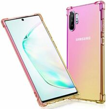 Samsung Galaxy Note 10 Plus Case Girls Cover 2019 Note 10+ Pro 6.8″ Pink Gold