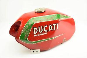 Ducati Pantah 350 XL Bj.1982 - Tank fuel tank fuel tank