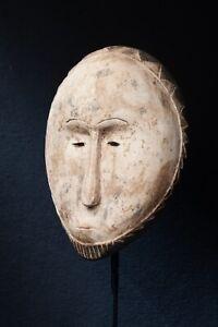 Fang Ngontang Face Mask, Central Gabon, Tribal Art, Equatorial African Art