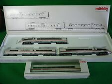 Märklin H0 Delta Digital ICE 3 34780 + Personenwagen 43737 alles in OVP
