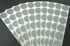 1000 ROUND SCRATCH OFF STICKERS LABELS PARTY FAVORS GAMES - FREE SHIPPING