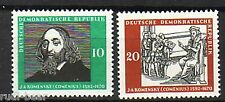 DDR N. 643-44 ** Comenius opera Didactica Omina