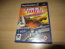 Alarm for Cobra 11 Vol. 2 Hot Pursuit - PlayStation 2 PS2 - New & Sealed pal