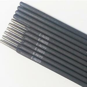"ENi-CI 99 Nickel Maintenance Alloy Electrodes Welding Rods 3/32"" 1/8"" Nickel 99%"